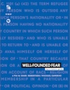 Well-Founded Fear: Discussion Guide