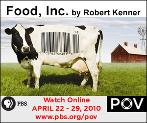 Food, Inc. on POV
