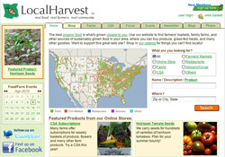 Food, Inc: Local Harvest