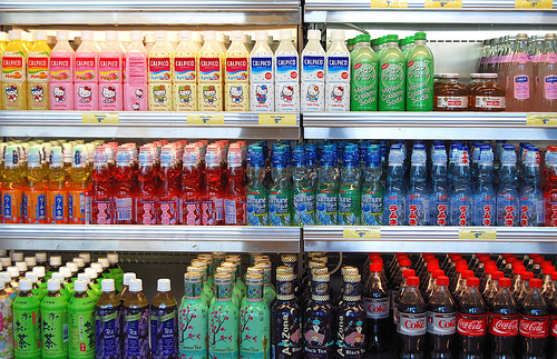 Food, Inc.: soft drinks