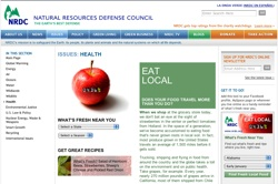 NRDC: Eat Local