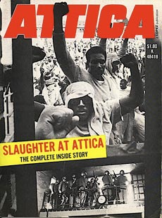 A coverstory over the Attica revolt